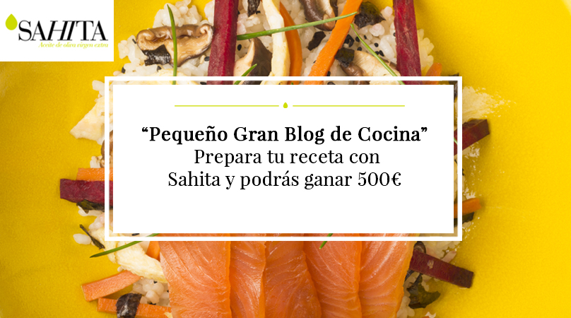 Concurso Pequeño Gran Blog de Cocina.