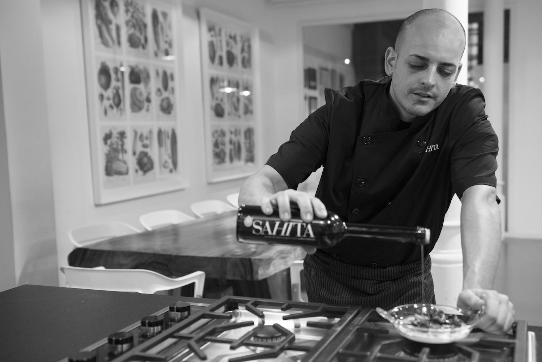 Hablamos con nuestro chef Pau Pérez.