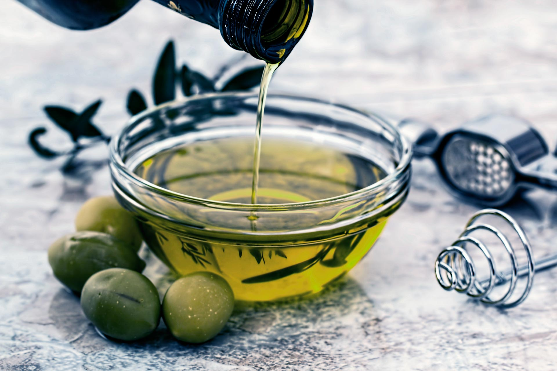 Valor Nutricional del Aceite de Oliva Virgen Extra